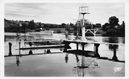 GAILLON - La Baignade Du Roule (CPSM Petit Format) - Francia