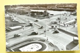 V10-61-dep.62- Pas De Calais-boulogne Sur Mer- Entree Du Pont Marguet Et Nouveaux Attributs-animee-voitures - Boulogne Sur Mer