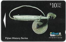 Fiji - Articrafts - Trolling Lure - 06FJD - 10$, 1994, 25.000ex, Used - Fiji
