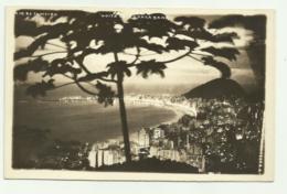 RIO DE JANEIRO - NOITE DE COPACABANA , FOTOGRAFICA - NV FP - Copacabana
