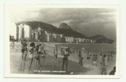 RIO DE JANEIRO - COPACABANA , FOTOGRAFICA - NV FP - Copacabana