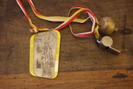 Aalst  Karnaval Deelnemer Medaille  Aalsterse Gillis - Fasching & Karneval