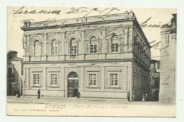 SIRACUSA - MUSEO ARCHEOLOGICO  NAZIONALE   VIAGGIATA  FP - Siracusa