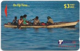 Fiji - Fijian Women Fishing - 29FJB - 1999, 180.000ex, Used - Fiji