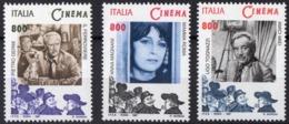 1997 ITALIE  N** 2260 2261 2262  MNH - 6. 1946-.. República