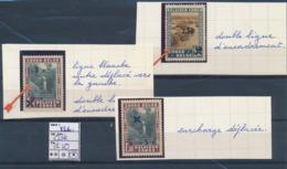 BELGIAN CONGO COB 226 CURIOSITIES LH - Belgisch-Kongo