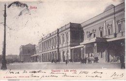 L100E_178 - Roma - Stazione - Lato Arrivi - Carte Précurseur - Stazione Termini