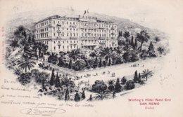L100E_179 - San Remo - Wülfing's Hôtel West End - N° 1629 - San Remo