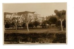 C2261 BRASIL BRAZIL - MINAS GERAIS - POÇOS DE CALDAS - PALAE HOTEL - POSTAL FOTOGRAFICO VIAJADA 1934 - Brasile