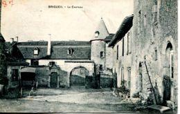 N°75869 -cpa Brigueil -le Château- - France