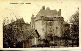 N°75870 -cpa Barbezieux -le Château- - France