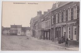 WORMHOUT WORMHOUDT - Grand'Place - Kiosque - Wormhout