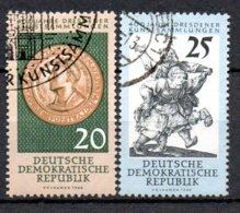 DDR  791 - 792   Gestempelt - DDR