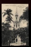 C2267 BRASIL BRAZIL - RIO DE JANEIRO -IGREJA DA GLORIA EGLISE DE LA GLORIA THE GLORIA CHURCH - Rio De Janeiro