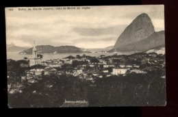 C2268 BRASIL BRAZIL - RIO DE JANEIRO - VISTA DO MORRO DO INGLÊS INGLEZ - EDITOR A. RIBEIRO TRVESSA AMBROSINA ANDARAHY - Rio De Janeiro