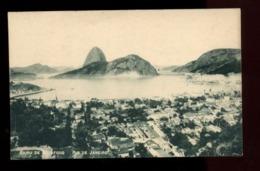 C2269 BRASIL BRAZIL - RIO DE JANEIRO - BAHIA DE BOTAFOGO - EDITORI A. RIBEIRO RUA AMBROSINA 25 ALDEIA CAMPISTA - Rio De Janeiro