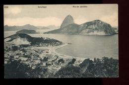 C2270 BRASIL BRAZIL - RIO DE JANEIRO - BAHIA DE BOTAFOGO - EDITORI A. RIBEIRO RUA AMBROSINA 25 ALDEIA CAMPISTA - Rio De Janeiro
