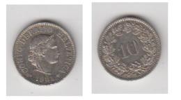 10 RAPPEN 1981 - Suisse