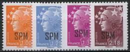 SPM, N° 948 à N° 951** Y Et T - Neufs