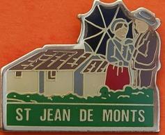 LL   931.....ECUSSON.......SAINT JEAN DE MONT.....VENDEE - Cities