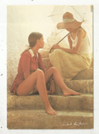 Cp, 170 X 115 Mm , Photographe ,DAVID HAMILTON , Ed. Agep,n° 001 30 , Vierge - Illustratori & Fotografie