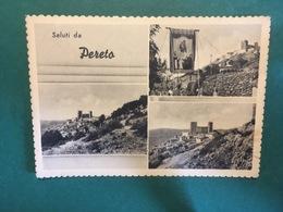 Cartolina Saluti Da Pereto - 1954 - L'Aquila