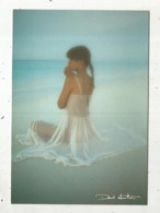 Cp, 170 X 115 Mm , Photographe ,DAVID HAMILTON , Ed. Agep,n° 001 41 , Vierge - Illustratori & Fotografie