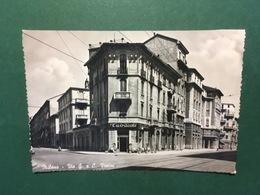 Cartolina Milano - Via G. E C. Venini - 1962 - Milano