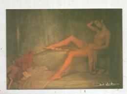 Cp, 170 X 115 Mm , Photographe ,DAVID HAMILTON , Ed. Agep,n° 001 47 , Vierge - Illustrateurs & Photographes