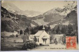 SUISSE - Chapelle Du Lac Noir - VS Valais