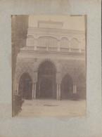 Photographie - Photographie Fin XIXème Siècle - Espana - Granada - Alhambra - Patio Intérieur - Photographie