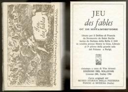 Jeu Des Fables Mythologiques Ou De Métamorphose. 52 CARTES. Boîte Carton à Tiroir. Ensemble Neuf - Jeux De Société