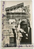 - Damas - ( Syrie ) - Arc De Triomphe Romain, Non écrite, Glacée, édition Aita, Coins Ok, TBE, Scans. - Syrie