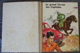 Album Images Chocolat Menier  Le Grand Circuit Des Capitales COMPLET Avec AFFICHE - Publicidad