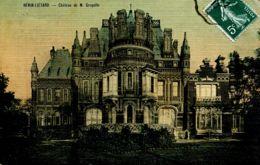 N°75883 -cpa Hénin Liétard -château De M. Gruyelle- - Châteaux