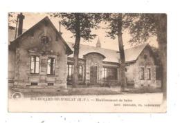 Saint Leonard De Noblat-Etablissement De Bains  (D.2825) - Saint Leonard De Noblat