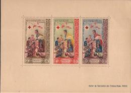 Laos - 1963 - Bloc Feuillet BF N°Yv. 29 - Centenaire De La Croix Rouge - Neuf Luxe ** / MNH / Postfrisch - Laos