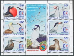 NOUV-CALEDONIE - 1995 - B-F - Neuf - OISEAUX - Nuova Caledonia