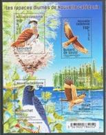 THEMES - NOUV-CALEDONIE - 2017 - B-F - Neuf - OISEAUX - Águilas & Aves De Presa