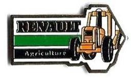 RENAULT - R49 - RENAULT AGRICULTURE - TRACTEUR - Verso : SM - Renault