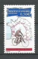 ANDORRE ANDORRA 2003 N°582 NEUF** NMH - Unused Stamps