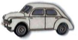 RENAULT - R50 - 4CV RENAULT - Verso : SM - Renault