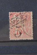Nouvelle Calédonie N° 37 *  - MH   - Cote : 22 Euros - Gebraucht