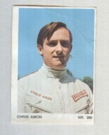 CHRIS AMON.....PILOTA....AUTO..CAR....VOITURE....CORSE...FORMULA 1 UNO - Automobile - F1