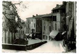 """11 - Port Sainte Marie - Place Du Marché """" Chez Gilda"""" - Pas Circulé - Autres Communes"""