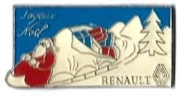 RENAULT - R52 - JOYEUX NOEL - Verso : SM - Renault