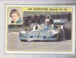 IAN SCHECKTER.....PILOTA....AUTO..CAR....VOITURE....CORSE...FORMULA 1 UNO - Automobile - F1