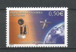 ANDORRE ANDORRA 2003 N°586 NEUF** NMH - Unused Stamps