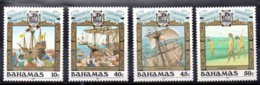Bahamas Serie Completa Nº Yvert 703/06 (**) BARCOS (SHIPS) - Bahamas (1973-...)