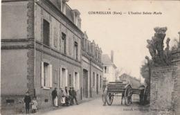 27 Cormeilles. L'Institut Sainte Marie - France